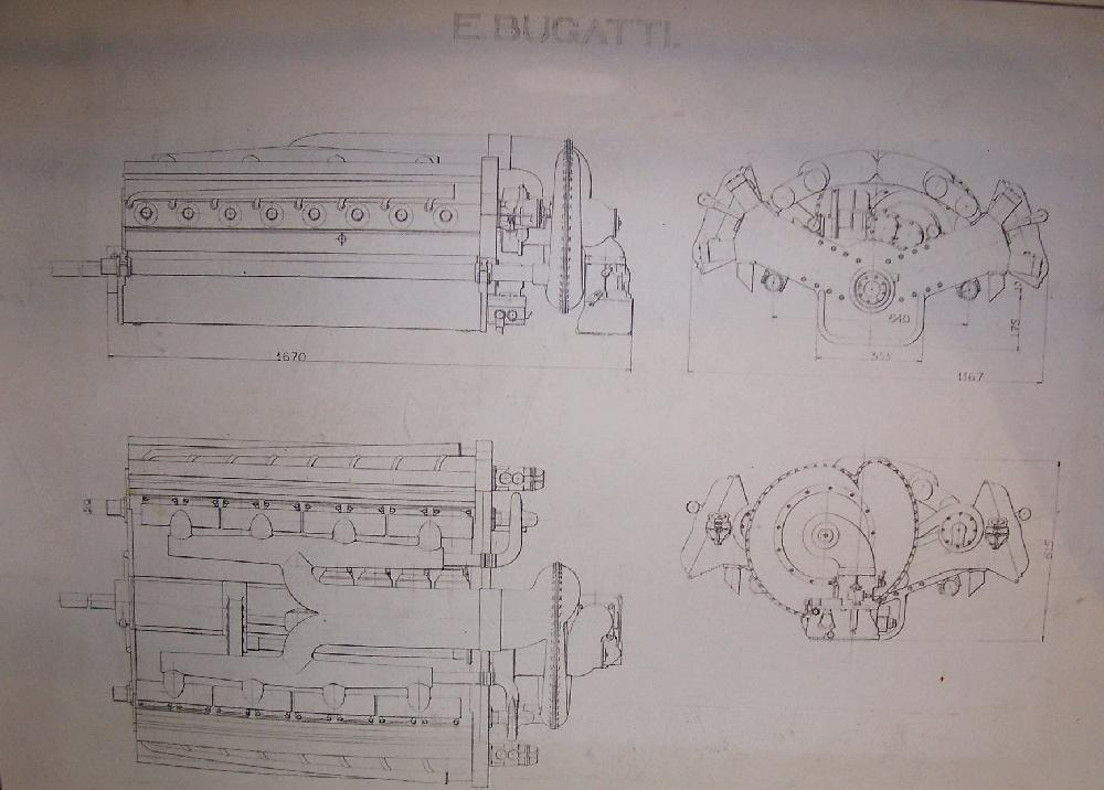 bugatti aircraft association news archive 2007 2008 the detail of the drawing indicates that the design was at a state when all major design work had already been completed